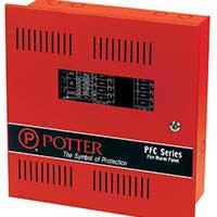 Potter fire alarm system