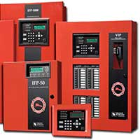 SilentKnight fire alarm system